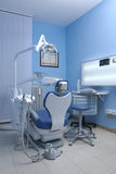 οδοντίατρος s εδρών Στοκ Εικόνα