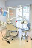 οδοντίατρος s εδρών Στοκ φωτογραφίες με δικαίωμα ελεύθερης χρήσης