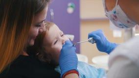 οδοντιατρική  απόθεμα βίντεο
