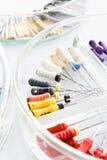 οδοντικά τρυπάνια Στοκ Εικόνες