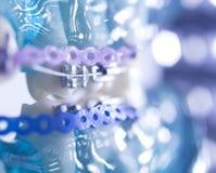 Οδοντικά υποστηρίγματα μετάλλων δοντιών Στοκ Φωτογραφία