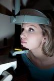 Οδοντική ακτίνα X Στοκ εικόνα με δικαίωμα ελεύθερης χρήσης