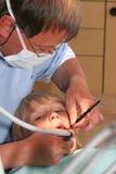 οδοντική επίσκεψη Στοκ Φωτογραφία