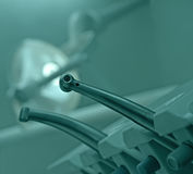 οδοντική εργασία θέσεων Στοκ εικόνες με δικαίωμα ελεύθερης χρήσης