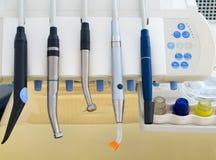 οδοντικός εξοπλισμός Στοκ Εικόνες
