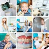οδοντικός Στοκ Φωτογραφία
