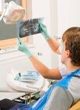 οδοντικό rx στοκ εικόνες