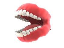 οδοντοστοιχία Στοκ Εικόνες