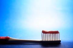 οδοντόβουρτσα Στοκ Φωτογραφία