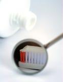 οδοντόβουρτσα στοκ εικόνα με δικαίωμα ελεύθερης χρήσης