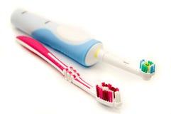 οδοντόβουρτσες Στοκ Φωτογραφία