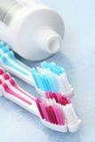 οδοντόπαστα οδοντοβο&upsil Στοκ Εικόνες