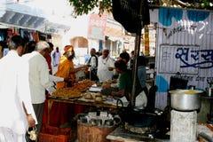 οδός αγοράς στοκ εικόνες