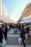 οδός αγοράς Στοκ εικόνες με δικαίωμα ελεύθερης χρήσης