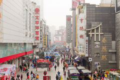 οδός αγορών στοκ εικόνα με δικαίωμα ελεύθερης χρήσης