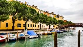 οδός Βενετία στοκ φωτογραφία με δικαίωμα ελεύθερης χρήσης