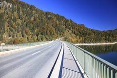 οδός γεφυρών Στοκ φωτογραφία με δικαίωμα ελεύθερης χρήσης