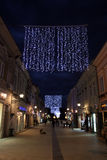 οδός διακοσμήσεων Στοκ Εικόνα