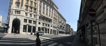 Οδός Ιταλία Στοκ Φωτογραφία