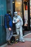 οδός καλλιτεχνών Στοκ φωτογραφία με δικαίωμα ελεύθερης χρήσης