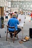 οδός καλλιτεχνών Στοκ Εικόνες