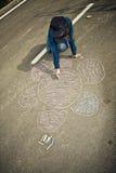 οδός καλλιτεχνών Στοκ Φωτογραφία