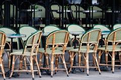 οδός καφέδων Στοκ Φωτογραφία
