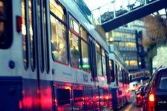 οδός μετακίνησης Στοκ εικόνες με δικαίωμα ελεύθερης χρήσης