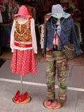 οδός μόδας Στοκ φωτογραφίες με δικαίωμα ελεύθερης χρήσης
