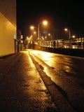οδός νύχτας Στοκ Εικόνες