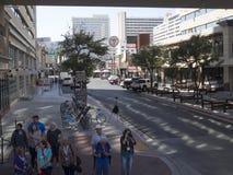 Οδός Ν 3$ος, Λας Βέγκας, ΗΠΑ Στοκ εικόνα με δικαίωμα ελεύθερης χρήσης