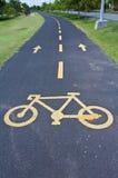 οδός ποδηλάτων στοκ φωτογραφία με δικαίωμα ελεύθερης χρήσης