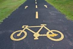 οδός ποδηλάτων στοκ φωτογραφίες με δικαίωμα ελεύθερης χρήσης