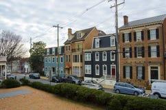 Οδός σε κεντρικό Annapolis Στοκ Εικόνα