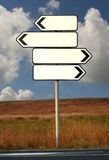 οδός σημαδιών Στοκ φωτογραφία με δικαίωμα ελεύθερης χρήσης