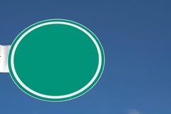 οδός σημαδιών Στοκ Εικόνα