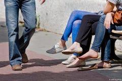 οδός στιγμιοτύπων Στοκ φωτογραφία με δικαίωμα ελεύθερης χρήσης