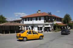 Οδός στο χωριό Arbanasi Βελίκο Τύρνοβο, Βουλγαρία Στοκ Εικόνες