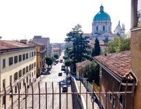 Οδός στο Brescia στοκ φωτογραφία με δικαίωμα ελεύθερης χρήσης