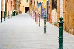Οδός τέχνης Στοκ φωτογραφία με δικαίωμα ελεύθερης χρήσης