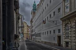 Οδός της Βιέννης Στοκ εικόνες με δικαίωμα ελεύθερης χρήσης