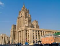 οδός της Μόσχας στοκ εικόνες