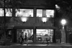 Οδός της Σεούλ Στοκ φωτογραφία με δικαίωμα ελεύθερης χρήσης