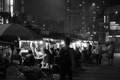 Οδός της Σεούλ Στοκ Φωτογραφίες