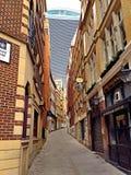 Οδός του Λονδίνου Στοκ φωτογραφία με δικαίωμα ελεύθερης χρήσης