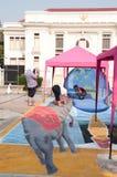 οδός φεστιβάλ chiangmai τέχνης Στοκ φωτογραφίες με δικαίωμα ελεύθερης χρήσης