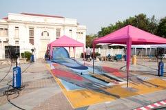 οδός φεστιβάλ chiangmai τέχνης Στοκ εικόνες με δικαίωμα ελεύθερης χρήσης