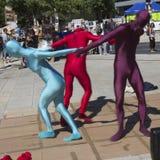οδός χορευτών Στοκ εικόνες με δικαίωμα ελεύθερης χρήσης