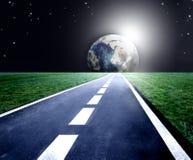 οδός διανυσματική απεικόνιση