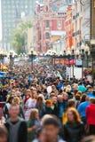 Οδός Arbat Στοκ φωτογραφία με δικαίωμα ελεύθερης χρήσης
